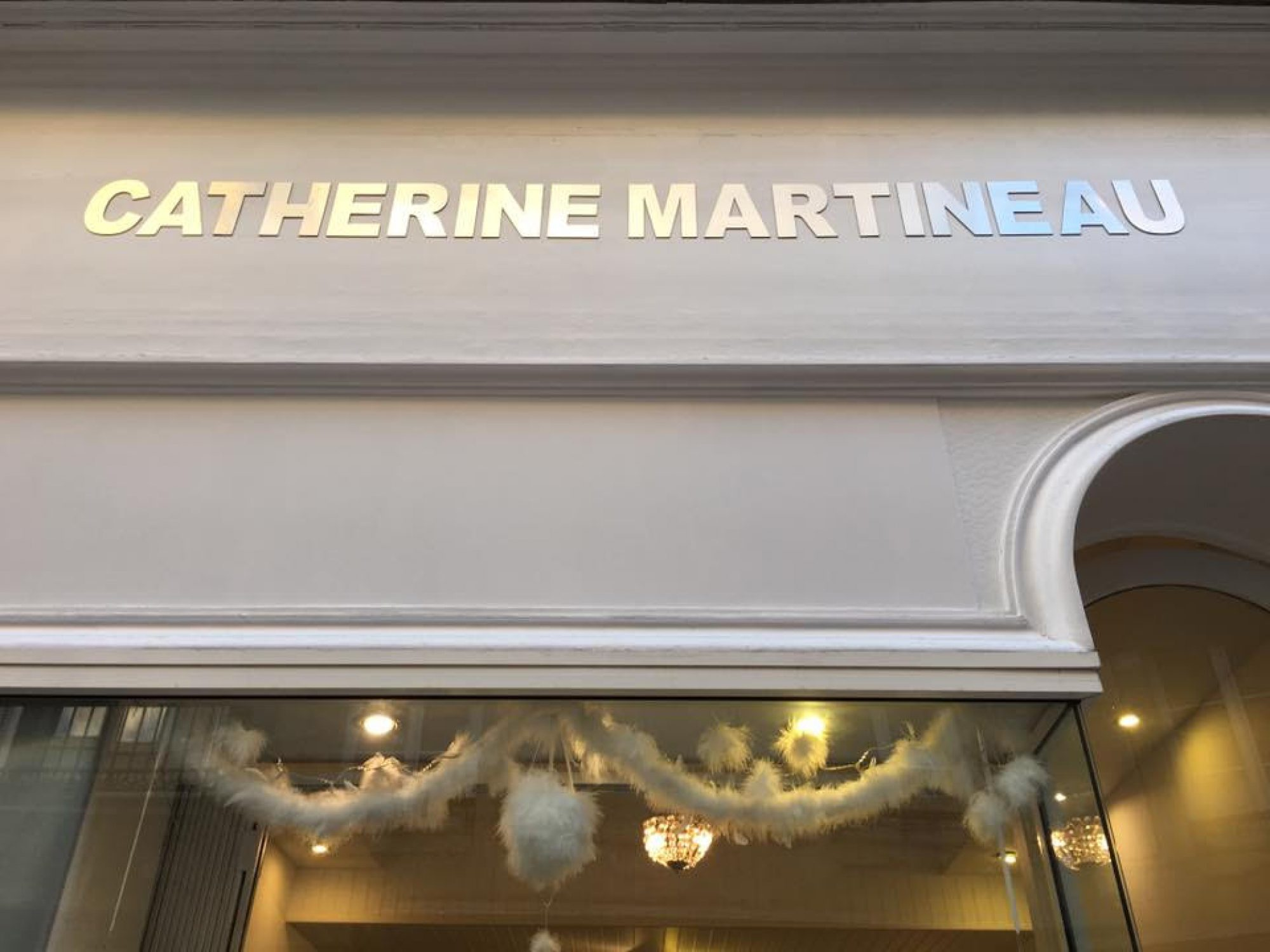 Catherine Martineau
